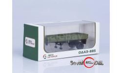 Полуприцеп ОДАЗ-885 (зеленый)