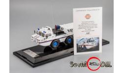 ЗИЛ 49061 'МЧС', масштабная модель, DiP Models, scale43, ГАЗ