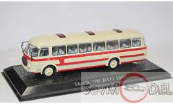 ATLAS 1|72 Автобус SKODA-706 RTO