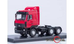 SSM МАЗ-6430 седельный тягач