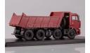 SSM КАМАЗ-6540 8х4 самосвал (ранний)