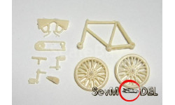 MAX MODEL 1/43 велосипед СТАРТ-ШОССЕ 1/43 Олимпиада