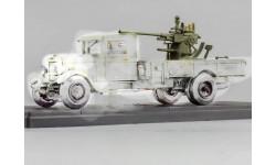Миниклассик КИТ MiniClassic 1/43 Зенитная установка 37 мм
