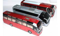 3 автобуса одним лотом !, масштабная модель, scale43
