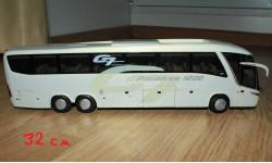 Автобус Marcopolo Paradiso 1200 G7 1/42 RAR!!!, масштабная модель, scale43
