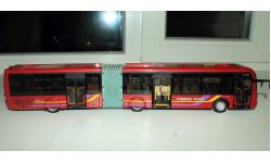 Автобус YOUNG MAN  1/43, масштабная модель, ChinaBus, scale43