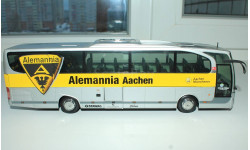 Автобус Mercedes-Benz Travego Alemannia 1/43