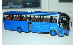 Автобус ZHONG TONG 1/43, масштабная модель, 1:43