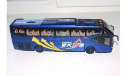 Автобус ZK6127H  1/43