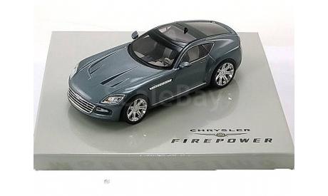 Chrysler Firepower Coupe Concept, масштабная модель, Norev, 1:43, 1/43