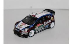 Ford Fiesta RS WRC №5 Monte Carlo E. Novikov 2013 -  1/43  -  Spark