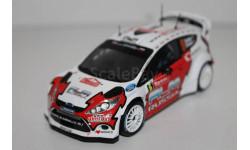 Ford Fiesta RS WRC E. Novikov 2012 -  1/43  -  Spark