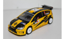 Citroen C4 WRC #7 E.Novikov Norway 2009  -  1/43  -  IXO