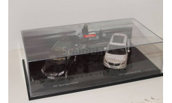 Set 'Volkswagen Tiguan black & white' - 1/43 - Schuco