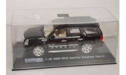 Cadillac Escalade 2009-2010 Hybrid - 1/43 - Luxury Diecast
