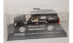 Cadillac Escalade 2009-2010 Hybrid - 1/43 - Luxury Diecast, масштабная модель, 1:43, Luxury Diecast (USA)