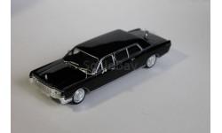 Lincoln Continental  -  1/43  -  DeAgostini