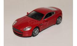 Aston Martin V8 Vantage  -  1/43  -  DeAgostini, масштабная модель, 1:43