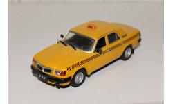 ГАЗ-3110 'Волга' Такси  -  1/43  -  DeAgostini
