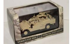Renault Sherpa Light Tactical Vehicle  -  1/43  -  Atlas