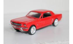 Ford Mustang  -  1/43  -  ERTL, масштабная модель, 1:43, ERTL (Auto World)