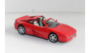Ferrari F355 GTS  -  1/43  -  The James Bond Car Collection, масштабная модель, 1:43