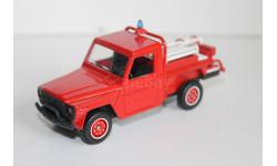 Peugeot P4 'Haute Savoie Fire Brigade' - 1/43 - Solido