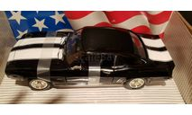 1/18  ERTL American Muscle 1969 Camaro Z/28 1:18, масштабная модель, ERTL (Auto World), scale18, Pontiac