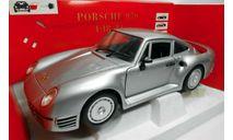 1/18 1:18 Tonka Polistil Porsche 959 Италия 1999г, масштабная модель