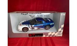 1/18 Chevrolet Corvette 1999 Daytona Pace Car UT Models, масштабная модель, scale18