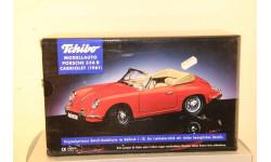 1/18 СПЕЦИАЛЬНОЕ ИЗДАНИЕ Tchibo Porsche 356B Cabriolet, масштабная модель, Bburago, 1:18