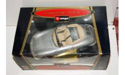 1/18 Bburago Porsche 356B Cabriolet, масштабная модель, scale18