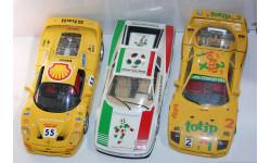 1/18 Bburago Ferrari  Италия до 1999г, масштабная модель, scale18