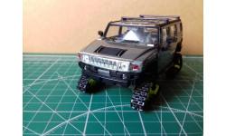 Hummer H2, масштабная модель, Bauer/Cararama/Hongwell, 1:43, 1/43