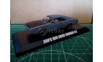 DODGE CHARGER R/T 1970 из Форсажа, масштабная модель, Greenlight Collectibles, 1:43, 1/43