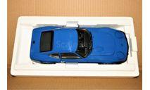 Opel GT/J 1900 (4x2) Sportcoupe 1970 blue, Germany, масштабная модель, Minichamps, scale18