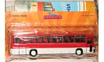 Ikarus 250.59 (4x2) red/white, 1984-1996, Hungary, масштабная модель, MODIMO Collection, scale43