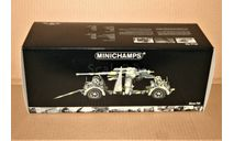 German 88 mm Flak 36 Heeres Flak Artillerie Abteilung (Mot.) 314, Charkow, Russia - April 1943 Wermacht, масштабные модели бронетехники, Krupp, Minichamps, scale35