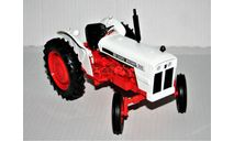 CASE David Brown 995 (1973 г.) red/white Italy, масштабная модель трактора, Universal Hobbies, scale16