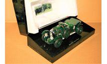 Bentley 'BLOWER' 4,5 Litre #8 LeMans 1930 british green, England, масштабная модель, Minichamps, scale18