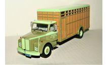 SCANIA L85 S 4x2 Vietransporter 1968 olive green, масштабная модель, IXO Special C, scale43