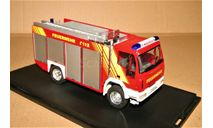 Schuco IVECO-Magirus RW New Face (4x2) Feuerwehr 112 red, Germany, масштабная модель, Schuco (Germany), scale43