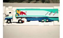 MAN F2000 19.464 (4x2) Sauber Petronas Red Bull 1999 white/blue, масштабная модель, Eligor, 1:43, 1/43