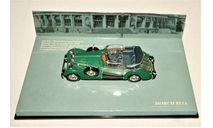 Horch 853A Sport Cabriolet (4x2) 1938 green РАРИТЕТ!!!, масштабная модель, Minichamps, scale43