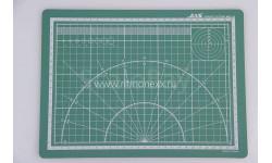 Коврик для резки, самовосстанавливающийся 3-х слойный, А4, 220 х 300, инструменты для моделизма, расходные материалы для моделизма
