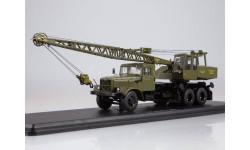 Автокран КС-4561 (257) (хаки)