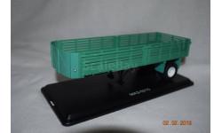 Полуприцеп МАЗ-5215 зелёный, масштабная модель, Start Scale Models (SSM), 1:43, 1/43