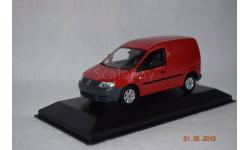 Volkswagen Caddy 2005, масштабная модель, Minichamps, scale43