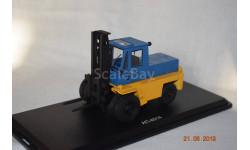 Львовский автопогрузчик АП-4014 (жёлто-голубой), масштабная модель, ModelPro, 1:43, 1/43