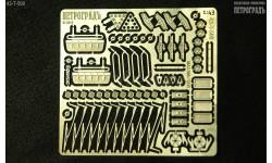 Базовый набор для МАЗ-500/5335, фототравление, декали, краски, материалы, Петроградъ и S&B, scale43